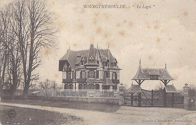 27 BOURGTHEROULDE le logis