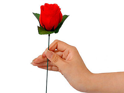 I003-2 Close-Up Magic Stage Trick Torch To Rose Flames Rose Propose's Tool