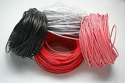 Stranded Equipment Wire 22AWG Cable Strip Hook-up Wire 150°C Silicon Miniature