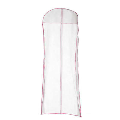 Wedding Prom Dress Gown Garment Storage Bag Cover Protector Dustproof