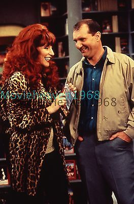 katEY SAGAL married with children 35MM SLIDE TRANSPARENCY 8393 NEGATIVE PHOTO
