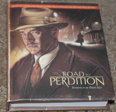 ROAD TO PERDITION  FYC For Your Consideration screenplay script  BOOK
