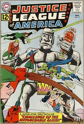 Justice League Of America #15 - VG+