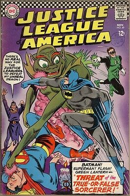 Justice League Of America #49 - VG+