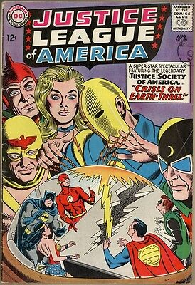 Justice League Of America #29 - VG