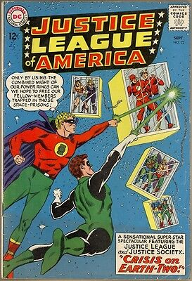 Justice League Of America #22 - VG/FN