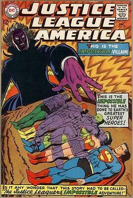 Justice League Of America #59 - FN/VF
