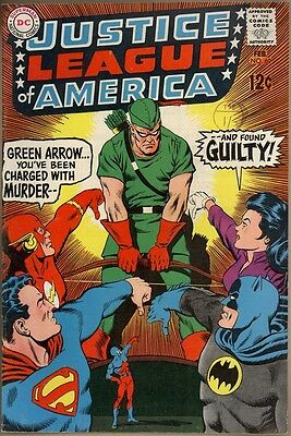 Justice League Of America #69 - FN