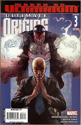 Ultimate Origins #3 - NM - Maleev Cover