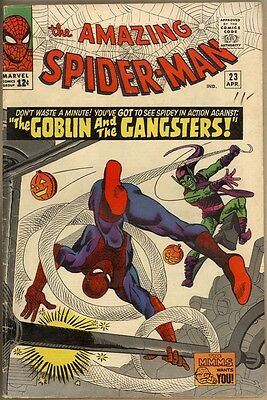 Amazing Spider-Man #23 - VG+