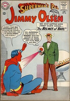 Superman's Pal, Jimmy Olsen #68 - G/VG