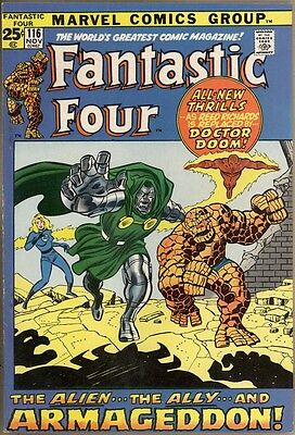 Fantastic Four #116 - VF