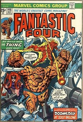 Fantastic Four #146 - FN/VF