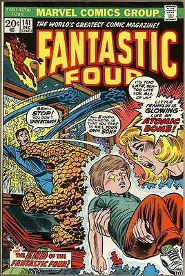 Fantastic Four #141 - VF+