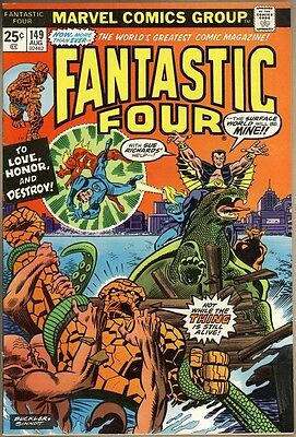 Fantastic Four #149 - VF