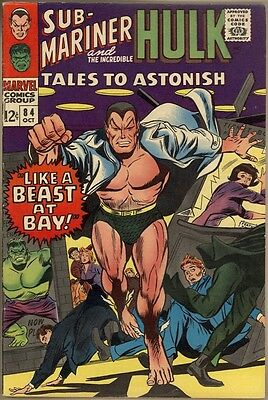 Tales To Astonish #84 - FN+