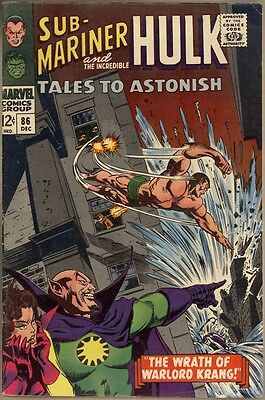 Tales To Astonish #86 - FN-
