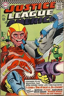 Justice League Of America #50 - FN