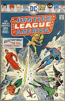 Justice League Of America #126 - VG/FN