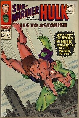 Tales To Astonish #87 - FN-