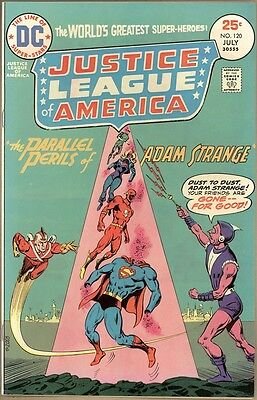 Justice League Of America #120 - VF-