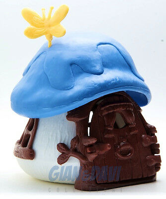 PUFFO PUFFI SMURF SMURFS Cottages from French files Casetta piccola Francese 6c