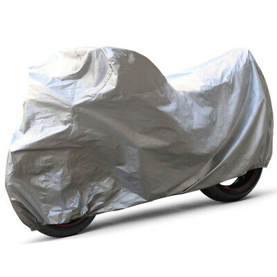 edef9c199253 XL Sun proof Motorcycle Storage Cover For Harley Dyna Softail Sportster  Cruiser