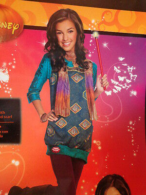 Wizards of Waverly Place Child Alex Paisley Costume Size M 8-10