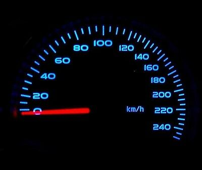 Blue LED Dash Speedo Lighting Replacement Part Rover 200 Bubble Mg Zr 25 Zs Zt
