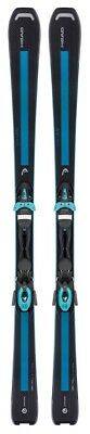 Head Damen Ski Pure Joy schwarz  + Head Joy 9 SLR Bindung im Set