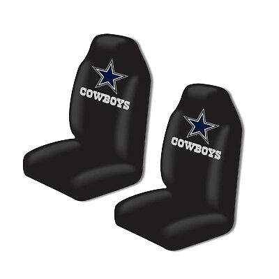 Tremendous New Nfl Dallas Cowboys Car Truck 2 Front Seat Covers Alphanode Cool Chair Designs And Ideas Alphanodeonline