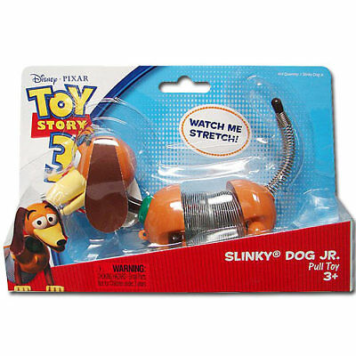 Disney Pixar Toy Story 3 Slinky Dog Junior Pull Toy - Flair 3+
