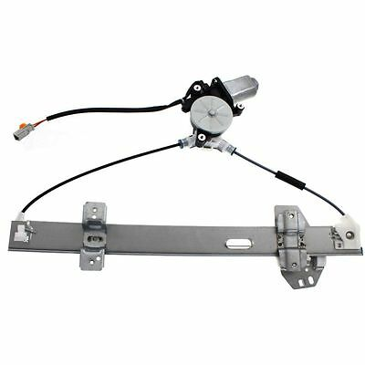 New Window Regulator Glass Front Passenger Right Side with motor RH Hand Sedan