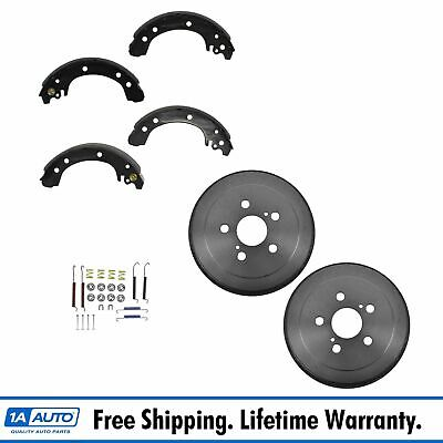 Brake Shoe Drum & Hardware Rear Kit Set for 03-08 Toyota Corolla