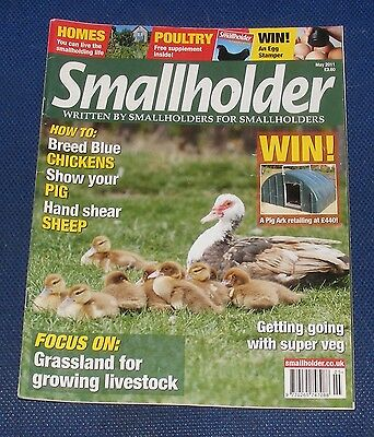Smallholder May 2011 - Focus On: Grassland For Growing Livestock