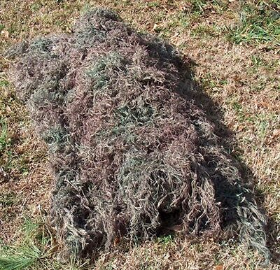 Ghillie Blanket Cover Blind Cover 4x6