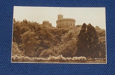Windsor Castle - Old Judges Postcard