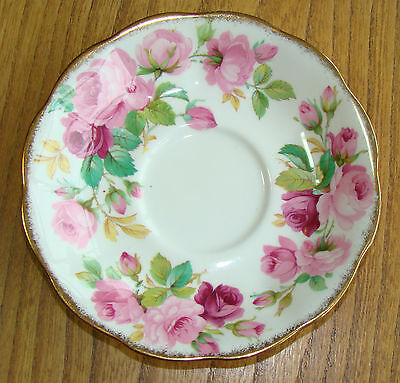 Royal Albert Tea Saucer - PRINCESS ANNE