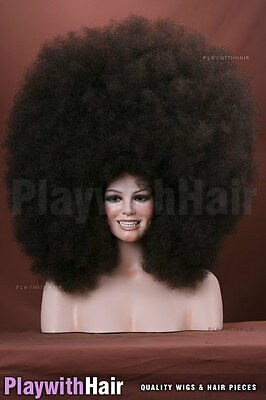 WOW!! HUGE Massive Afro Wig - COLOUR CHOICES!