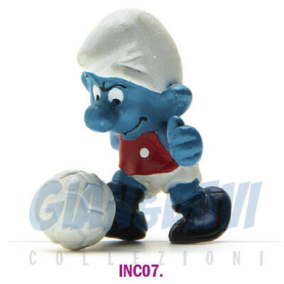 PUFFO PUFFI SMURF SMURFS ITERNATIONAL CLUBS INC07 Manchester United
