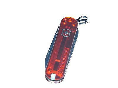 Victorinox Swiss Army Vintage Translucent ORANGE CLASSIC SD New 53008O