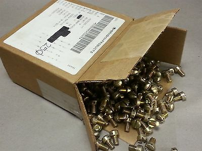 "250 Bosch Rexroth 1/4"" Fillister Machine Screw Part # MS35265-77"