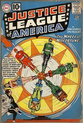 Justice League Of America #6 - G/VG