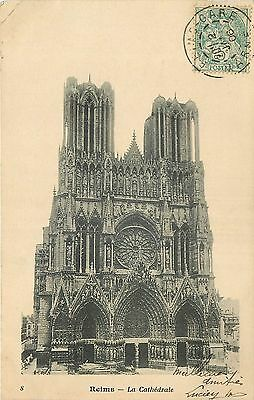 51 Reims Cathedrale