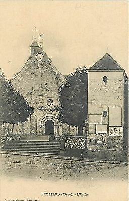 61 REMALARD l'eglise