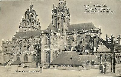 61 Argentan Eglise St-Germain