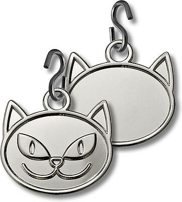 Cat Tag Engravable Kitty Cat Pet Tag 63020