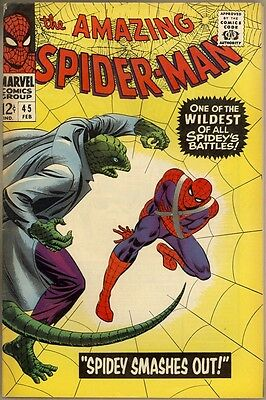 Amazing Spider-Man #45 - FN+
