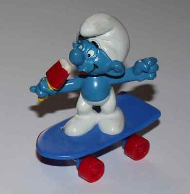PUFFO PUFFI SMURF SMURFS STATIONERY Skateboard 2.0903 Ice Lolly