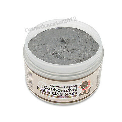 Elizavecca Milky Piggy Carbonated Bubble Clay Mask 100g Free gifts